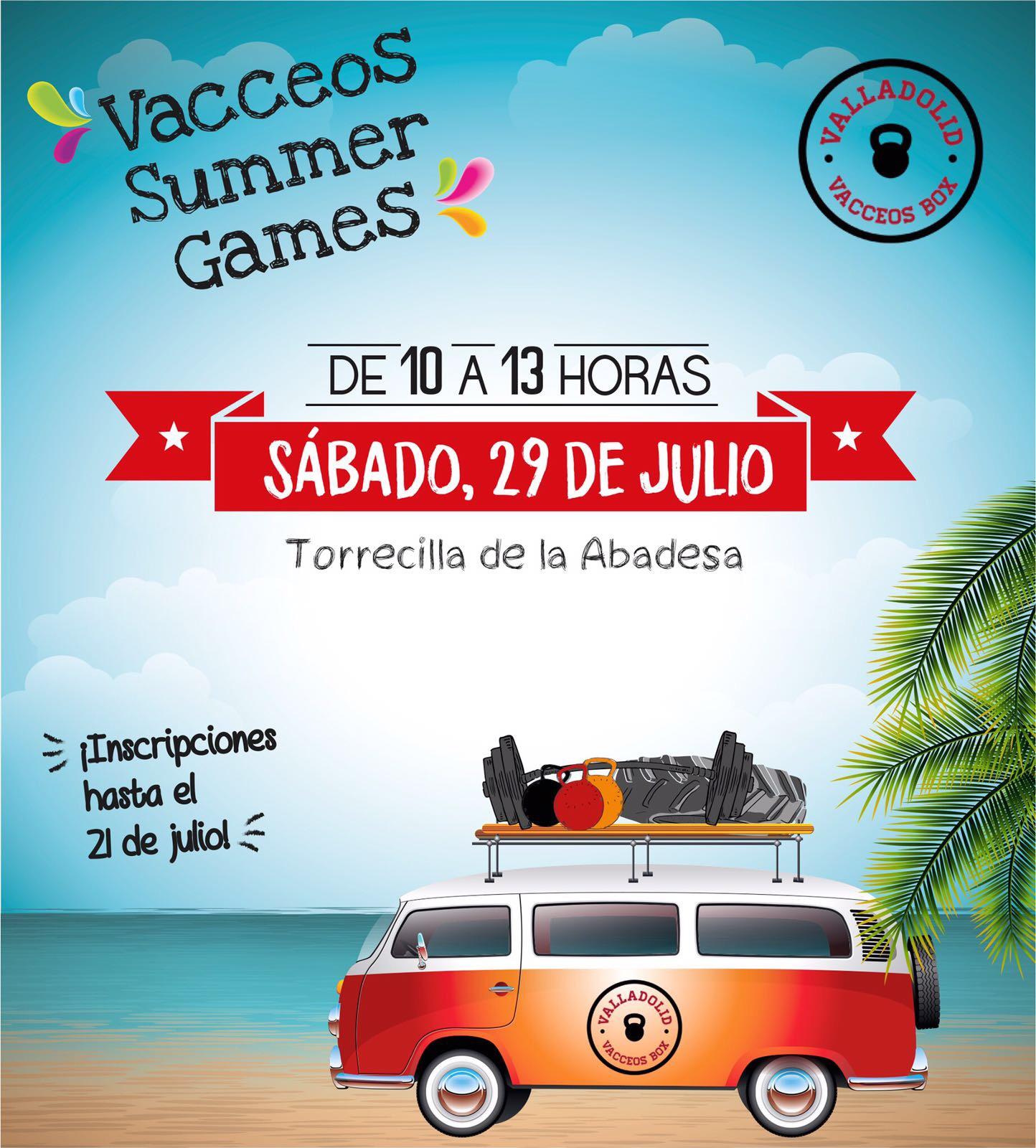 Vacceos Summer Games 2017 – Resultados Masculino